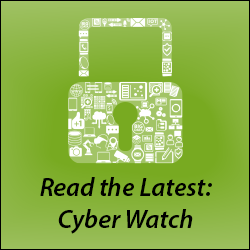 Cyber Watch: Monthly Alerts & Updates in Cybersecurity (January 2021)